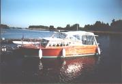 Klassiker, Mahagoni Motorkajuetboot