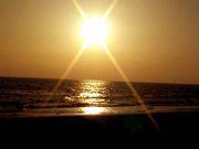 Da wo die Sonne daheim ist...