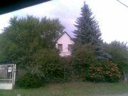 Házunk kívülről.jpg - Grundstück mit kleinem Wohnhaus in Pecs