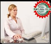 PC-Tätigkeit in Heimarbeit ohne Investition